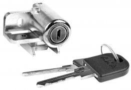 Axa - Serrure/barrillet pour batterie Impulse Panasonic