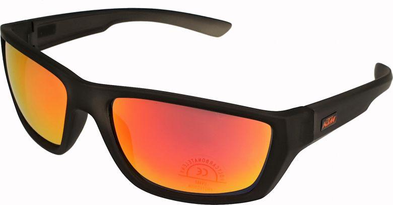 KTM - Lunettes de soleil Factory Tour - Noir/orange