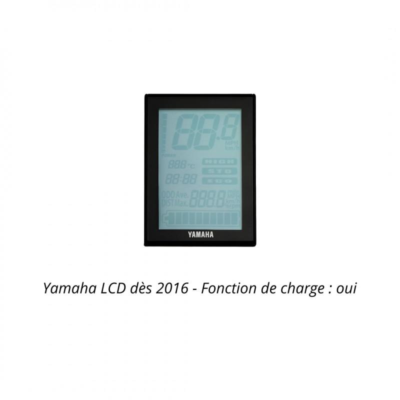 Yamaha eBike Ecran LCD dès 2016