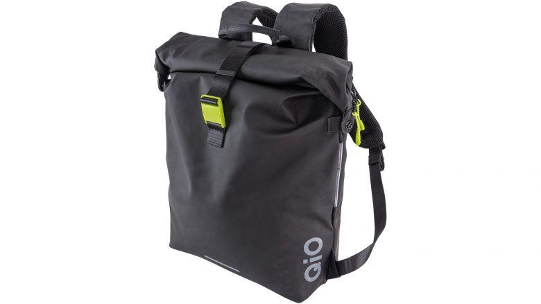 Qio - MIKA - Combiné Sac à dos / Sacoche vélo