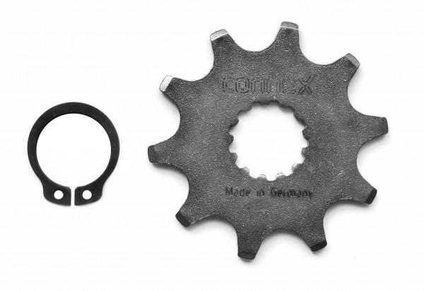 Vélo électrique à roue dentée Connex Panasonic 10 dents avec anneau de fixation