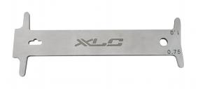 XLC Indicateur d'usure de chaîne TO-S69 - Chaîne neuve