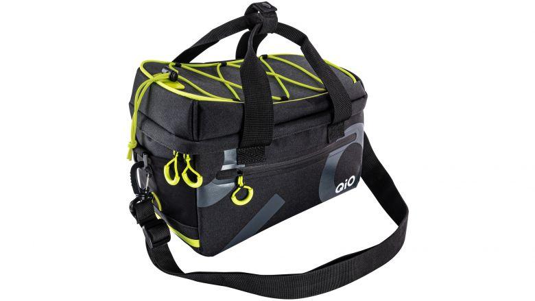 Qio - NOAH - Sacoche vélo pour porte-bagages