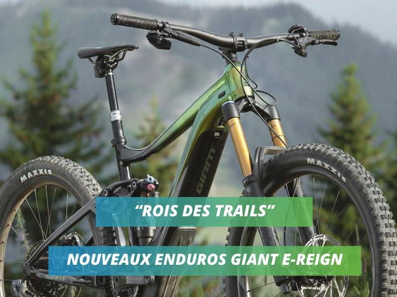 Giant Vélos électriques