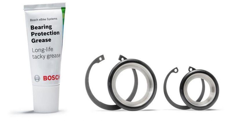 Bosch eBike - Kit d'entretien pour bague de protection de roulement sur moteur Gen.4