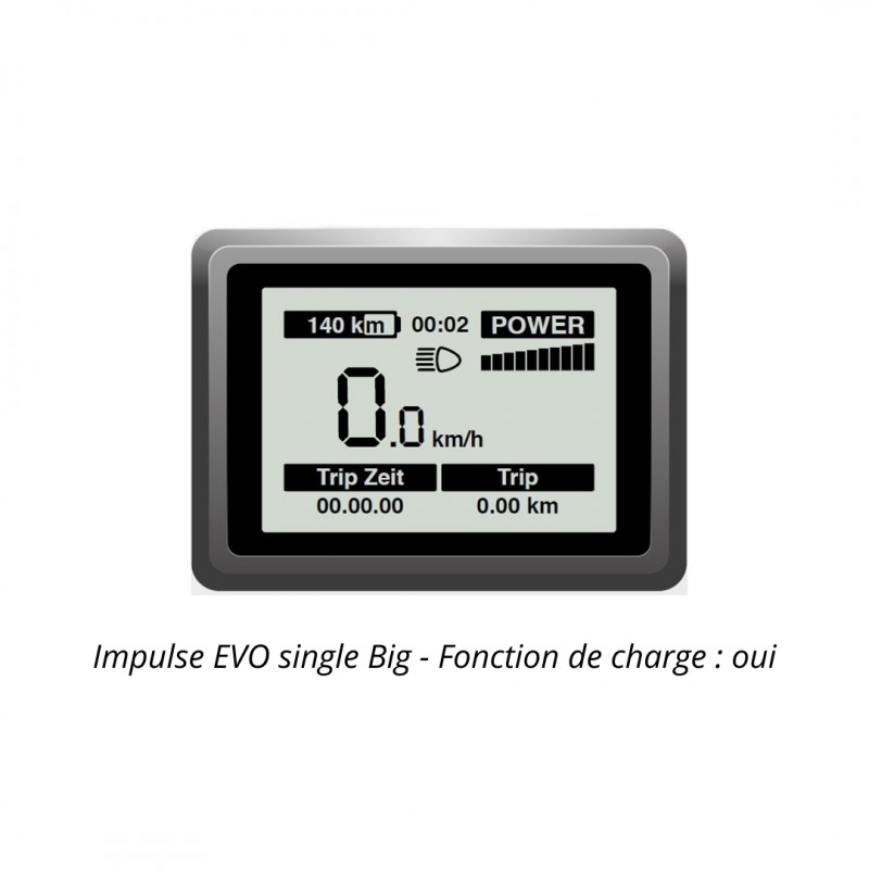 Ecran Impulse EVO single Big