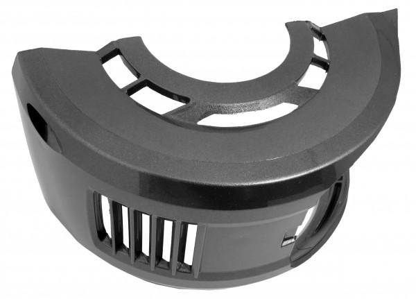 Haibike - FlyOn - Sabot pour moteur HPR 120S CF - HB-S03 titane brillant