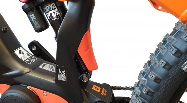 KTM - Protège-amortisseur