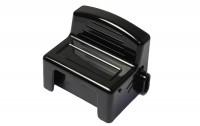 Panasonic - Cache pour connecteurs de batterie - moteur Premium 26V, noir