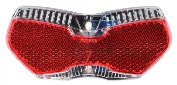 Busch & Müller - Toplight View - Feu arrière pour vélo électrique 321/5ASDC0211 - 321/8ASDC0211 - avant