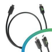 Câble de charge USB Bosch pour connecter votre smartphone à votre écran Intuvia