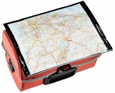 Vaude - Pochette pour sacoche de guidon avec visière transparente BeGuided