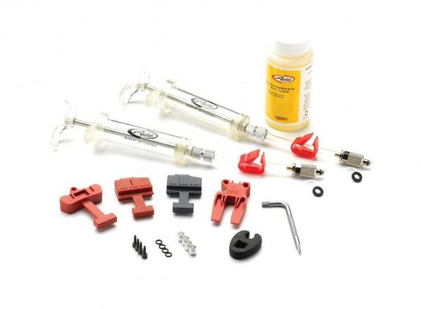 Avid - Kit de purge professionnel DOT 5.1 pour freins hydrauliques