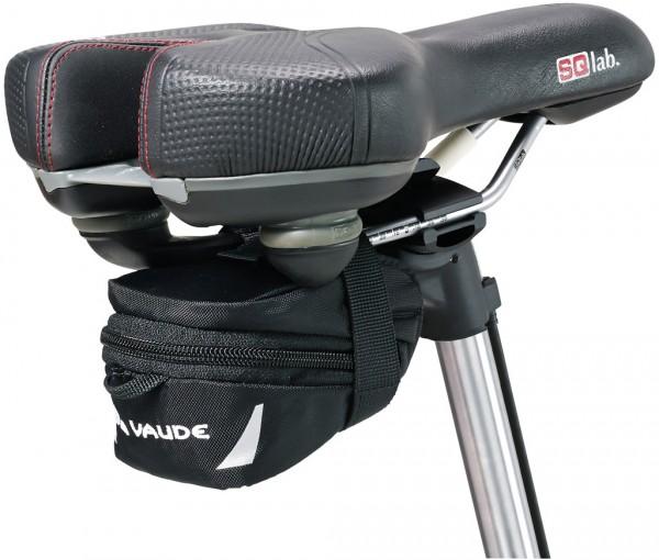 Vaude - Sacoche de tube de selle velo électrique Taille S noir