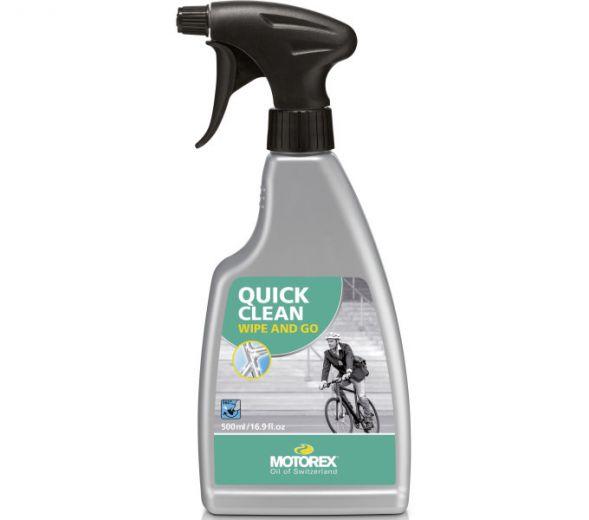 Motorex - Quick Clean - Nettoyant vélo