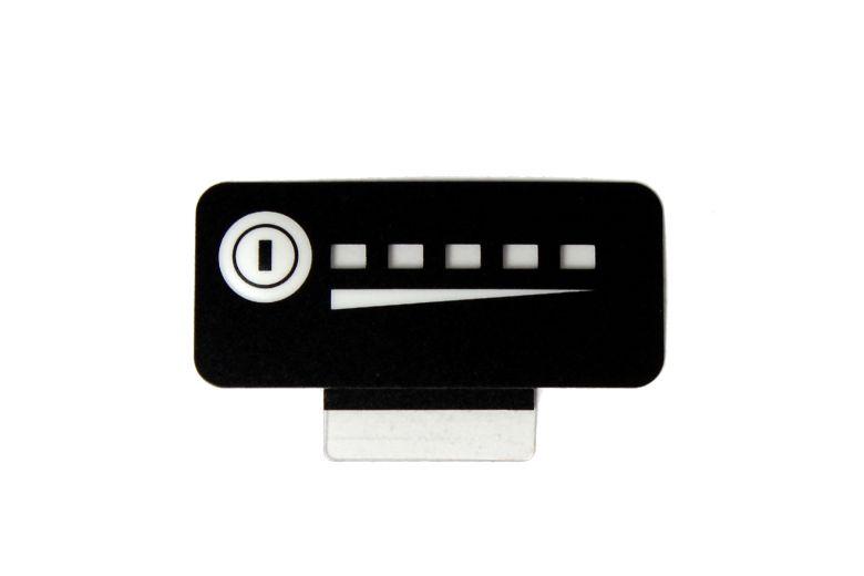Bosch eBike Film Interrupteur/ Niveau de charge pour batterie de porte-bagages Classic Line