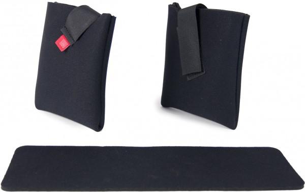 Fahrer - Set protection néoprène pour pédales