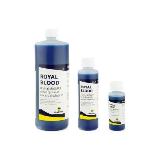 Magura - Huile hydraulique minérale Royal Blood 1l