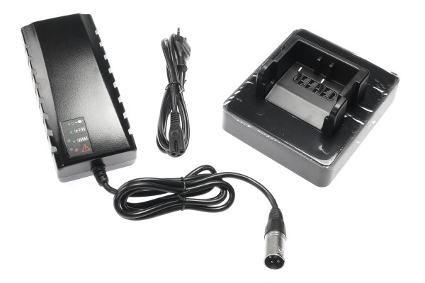 Panasonic Derby-Cycle / BMZ - Chargeur rapide de batterie 26V avec socle
